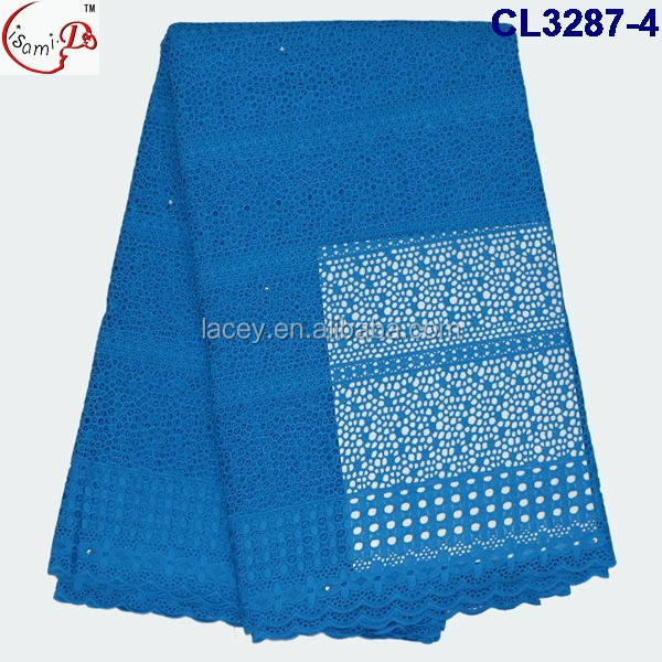 CL3287 2016 High quality Newest style Apirl promotion fashion embroidery delicate hign quality Dry lace/cord lace fabric