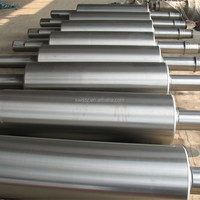 Alloy steel forged roller/forged mill roll/mill roller