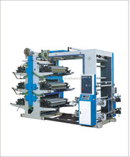 YT series Six-color flexible relief printing machine