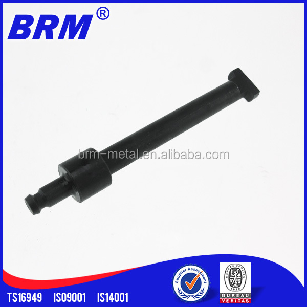 CNC Machine Tool Steel Driving Shaft Spare Parts
