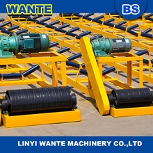 Large transport capacity belt conveyor for mining stone crushing plant
