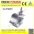 truss connector , Half coupler for truss system