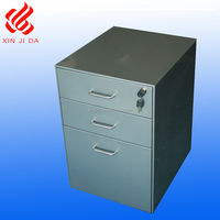 office furniture filing cabinet 3 drawers steel Locker for office