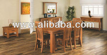 Acacia dining room/ dining room table/dining room furniture sets