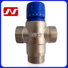Brass Automatic water mixing valve(DN32)