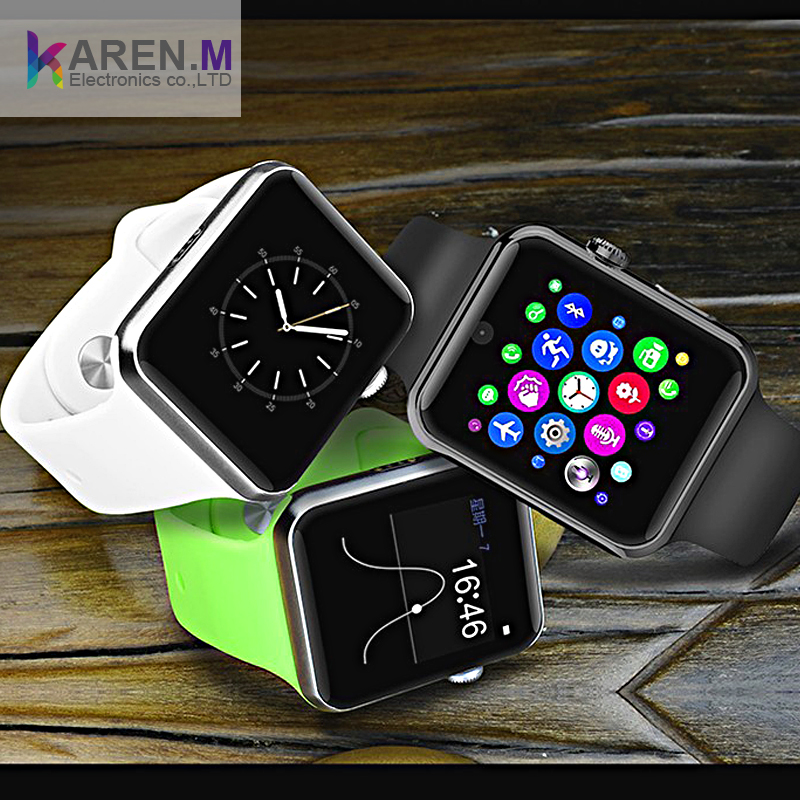 DM09 Smart Watch , Bluetooth / Hands-Free Calls/Heart Rate Monitor/Activity Tracker Bluetooth Android Sport Watch