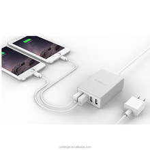 ORICO ASK-4U 4 Port Aluminum USB Desktop charger for iPhone6, Sumsung Galaxy S4