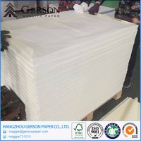Buy Wholesale Direct From China Paper Plate Raw Material 300gsm Aa Grade Duplex Board Grey Back