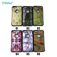 Colorful TPU PC Combo Marble Phone Case For iPhone 6/s Accessories Smartphone