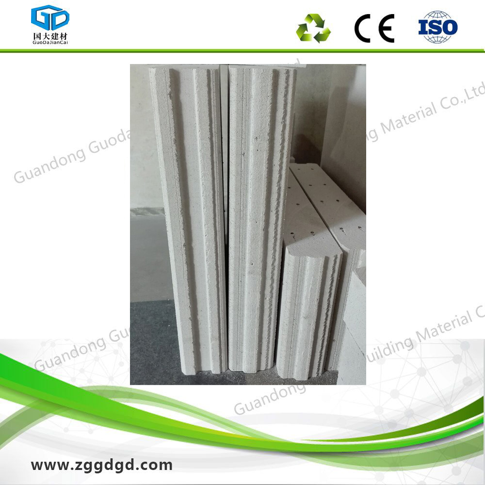 Waterproof lightweight exterior wall panel building materials ALC block