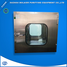 High Quality Laminar Air Flow Transfer Window For Cleanroom