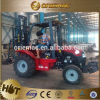 YTO New forklift 3 ton CPCD30 rough terrain forklift for sale