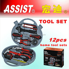 Popular miniature home tool set 12 pieces