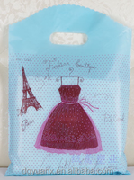 high quality custom colorful pictures of plastic bags