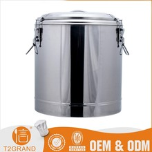New Product Cheap Price Stainless Steel Heat Preservation Barrel Dinner Pail