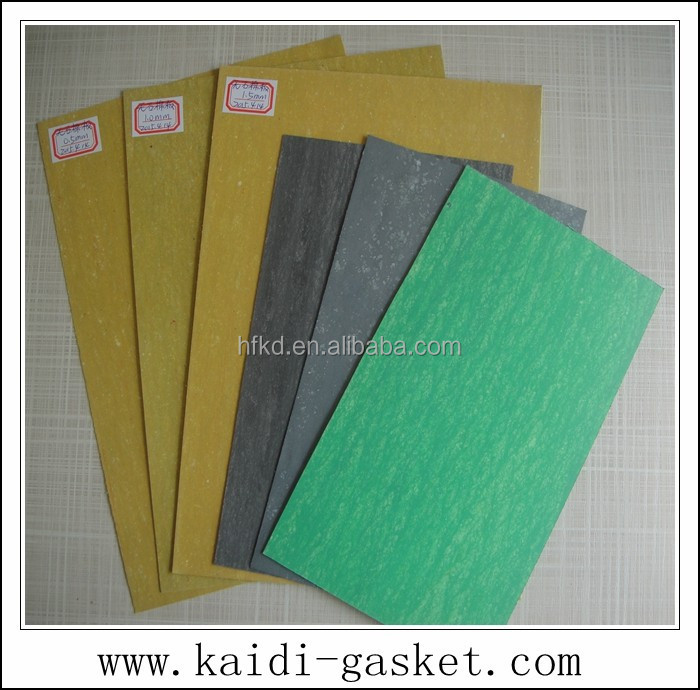 High demand non asbestos rubber gasket material roll manufacturer