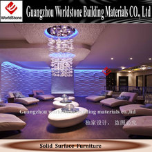 marble stone furniture, high end solid surface furniture