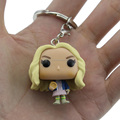 FACTORY direct making Action Figure Collectible Model Vinyl 3d Keyring Children Gift