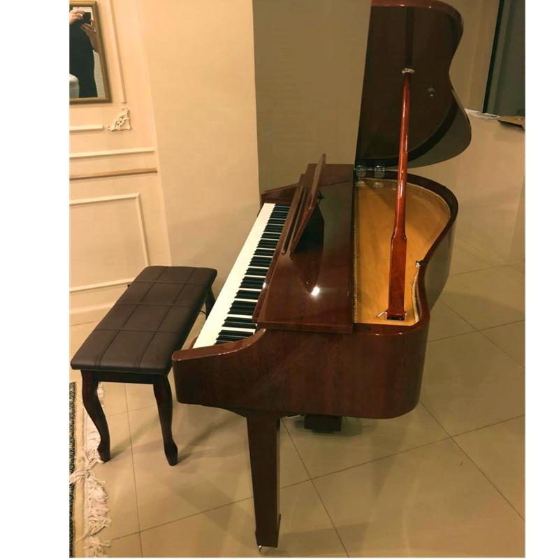 Digital Baby Grand Piano >> Spyker 88 Keys Electric Baby Grand Piano Digital Grand Piano Hd W086
