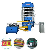Eva Slipper Sole Hydraulic Press Machine