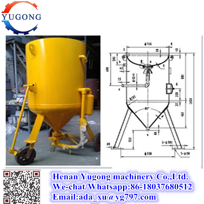 Low price professional manual used sand blasting machines