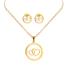 China Supplier African Gold Plating Bisuteria Jewelry Set