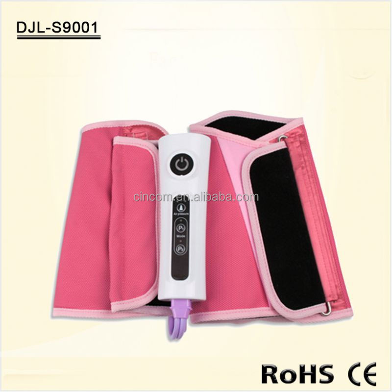 Air Compression Pressure Massager Blood Circulation Therapy Massage And Relaxation Arms & Calf Massage Machine