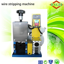 2016 Newly Designed 1.5-25mm auto Used Copper Cable Stripping Machine mainly in USA UK Europe market