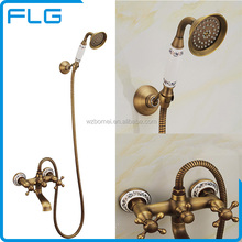 Multi-Function Water Saving Antique New Style Shower Set
