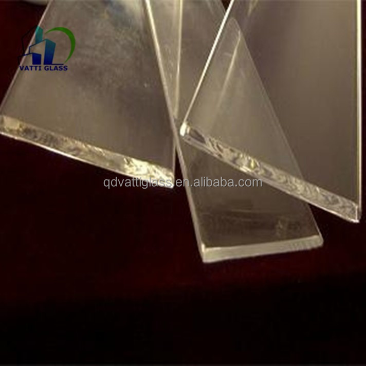 0.3mm-50mm optical quartz glass plate quartz crystal plate Clear Optical Quartz Glass
