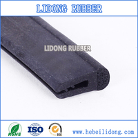 aluminum profile rubber window seal wedge gasket
