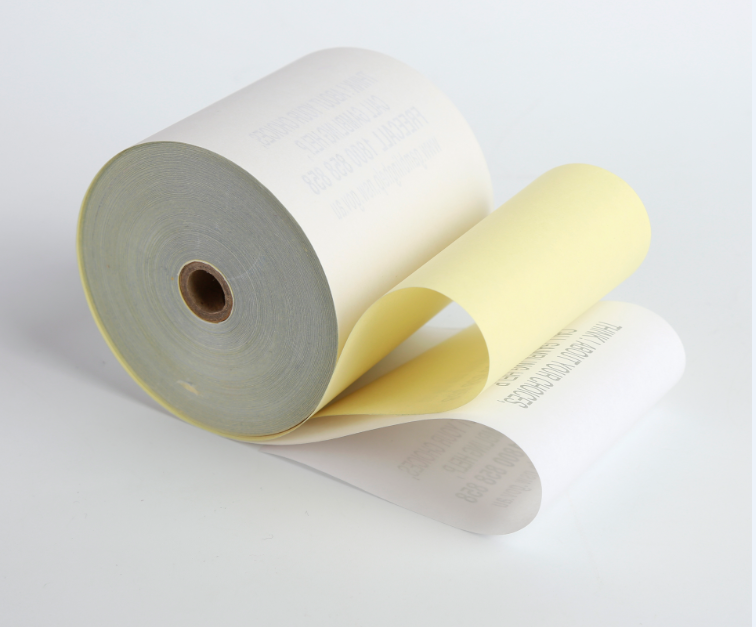 3 part carbonless paper At ncr forms, the 3 part carbonless paper forms we offer can be used for a variety of reasons wether you need 3 part carbonless forms to create receipts, invoices, purchase orders, sale orders, or other paperwork, ncr forms has the best 3 parts carbonless forms on the market for you.
