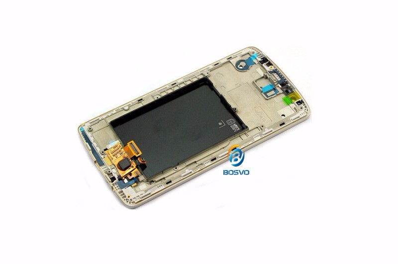 Original LCD Touch Screen Parts Assembly 5.5 inch for LG G3 D858 D855 D859
