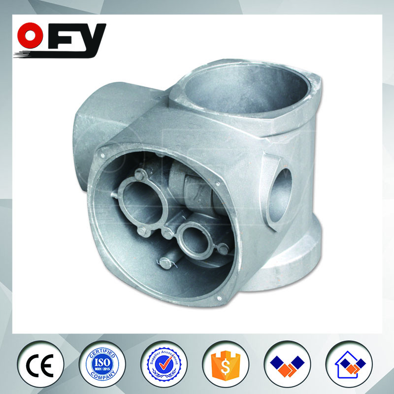 OEM professional precision A380 1 Aluminum Alloy Gravity Casting