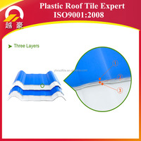 High quality anti-corrosion light weight house roof model buy roofing tile