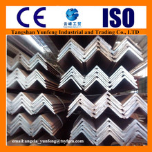 your best choice hot rolled angle steel/steel galvanized angle iron