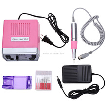 JD700 Hot sale steel structure 35000RPM electric nail drill professional nail salon drill