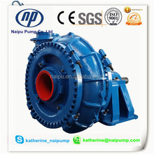 Sea sand dredging high chrome antifriction alloy sand sucking pump