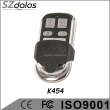 universal rf rolling code remote control compatible with Peccinin for auto gate