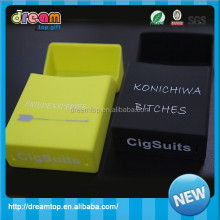 China cheap factory price wholesale silicone cigarette/tobacco cover