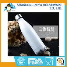 Stainless Steel 350ml Insulated Thermos Coke Vacuum Flask