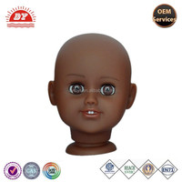 plastic doll accessories Vinyl doll heads and hands