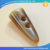 factory price fashion sew brown horn toggle polyester button for blazer