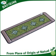 Korea Ceragem similar thermal therapy acupuncture massage natural jade stone health mat