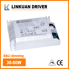 Constant voltage and constant current dali dimmable led driver