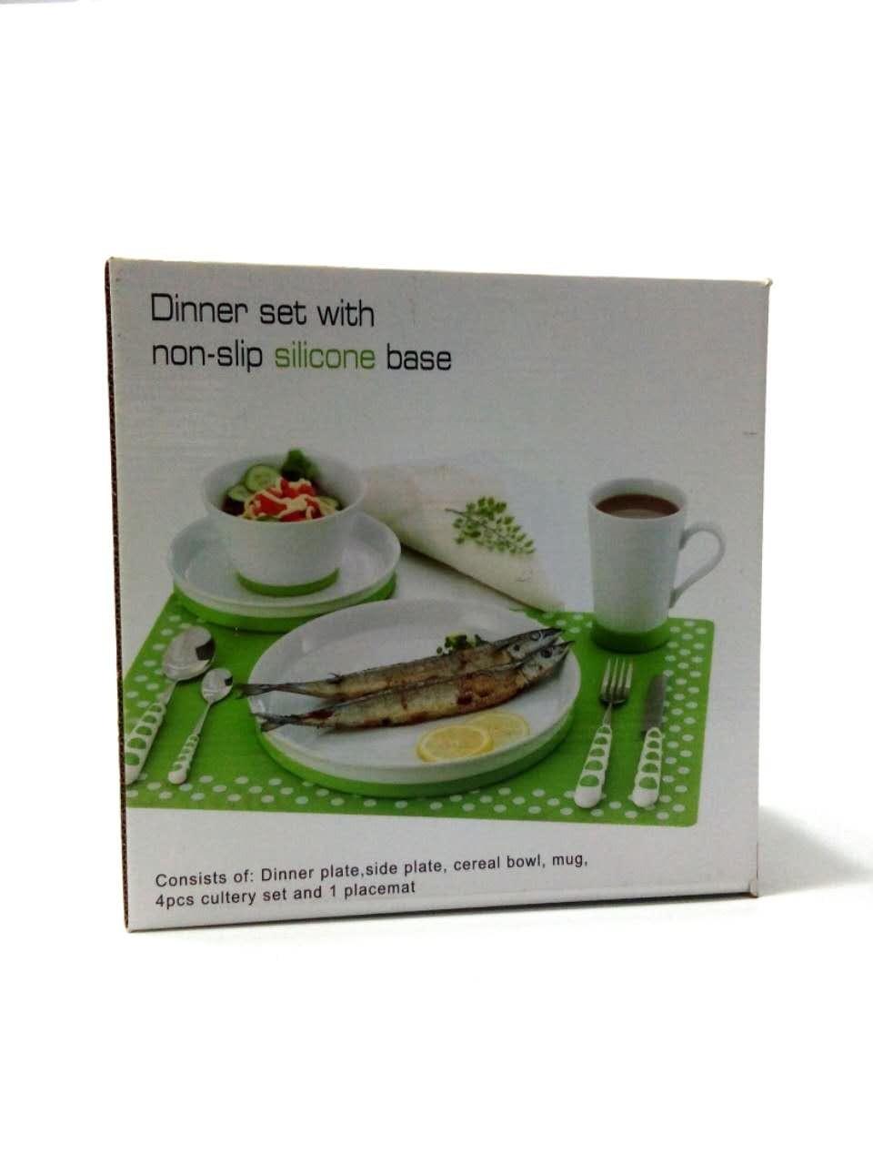breakfast dinner set