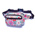 Alibaba China wholesale cheap fashionable bum bags waterproof sport waist bag customized casual fanny pack