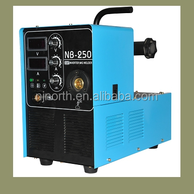 IGBT single tube mig welding machine NB250Y for heavy industry,china mig welding machine mig welder for welding mig