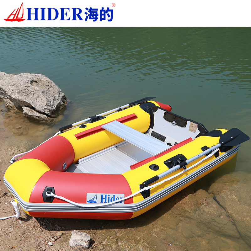 китайский мотор для китайской надувной лодки