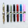 Office Stationery List China Import Toys Cute Pen ,Stylus,Metal Spinner Pen